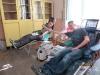 oddawanie krwi nie jest takie straszne - mówią  Daniel i Rafał