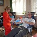 Krwiodawcy znowu w akcji