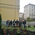 Ogród szkolny wypiękniał