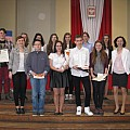 Międzyszkolny Konkurs Wiedzy o Niemczech, Austrii i Szwajcarii rozstrzygnięty
