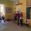 Lekcja wolności w Zespole Szkół w Paczkowie