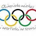 """""""Olimpiada wiedzy i wartości w sporcie"""""""