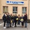 Wielkanocna wizyta uczniów w Zakładzie Opiekuńczo – Leczniczym w Paczkowie