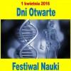 1 kwietnia – Dni Otwarte i Festiwal Nauki