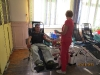 kolejny odważny krwiodawca - Konrad